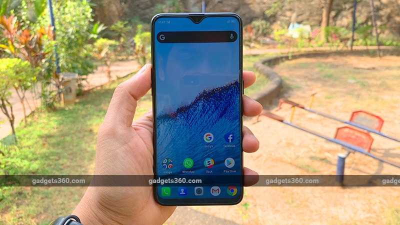 Realme U1 to Go on Sale With Up to Rs. 1,500 Instant Discount via Amazon India