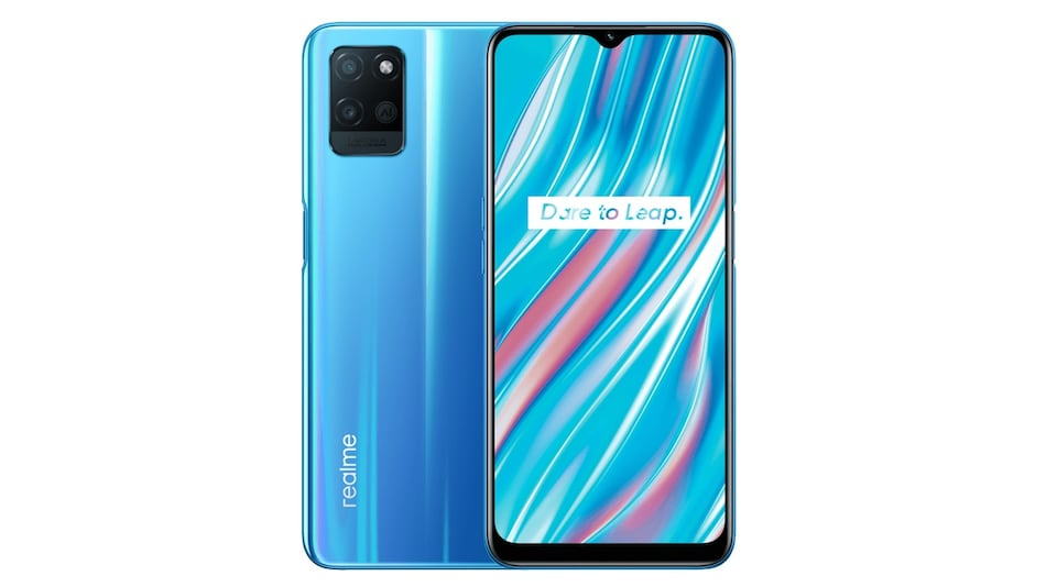 Realme V11s Specifications Tipped to Include 5,000mAh Battery and 128GB Storage, Same as Realme V11 5G