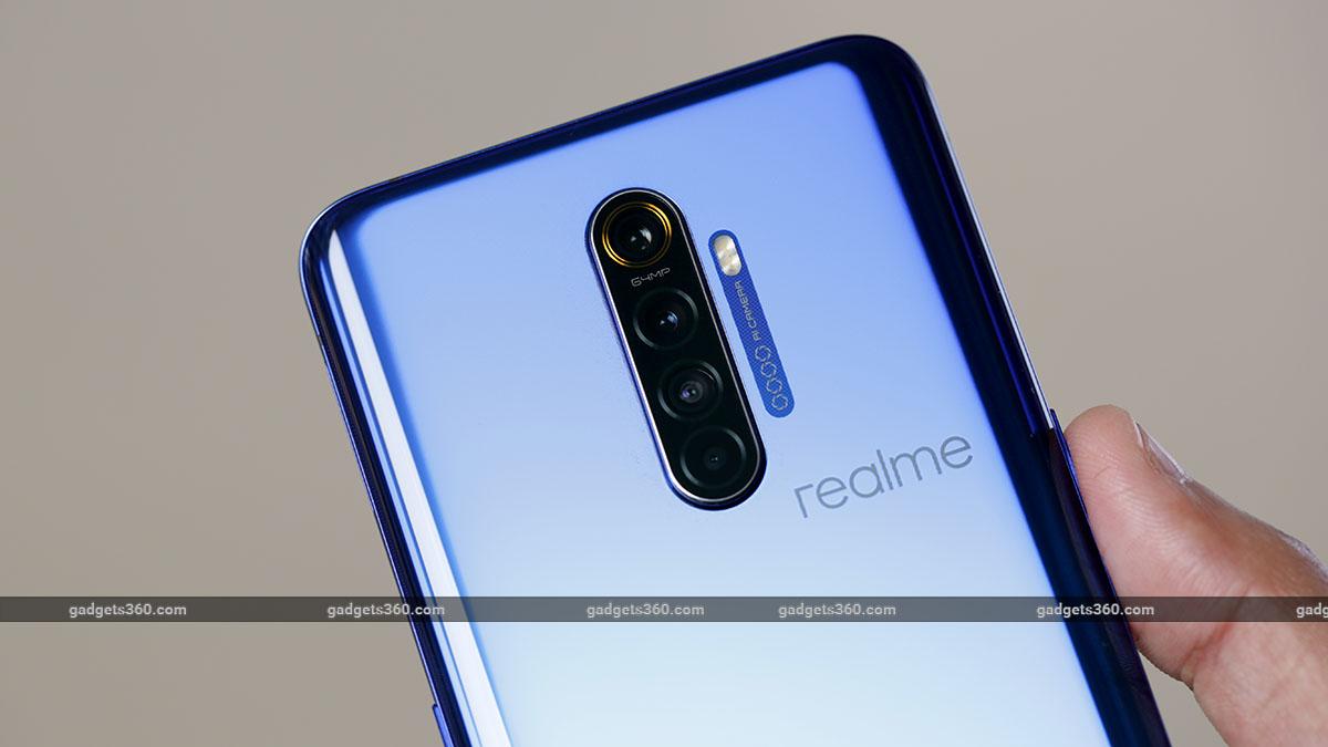Realme X2 Pro cameras ndtv realme