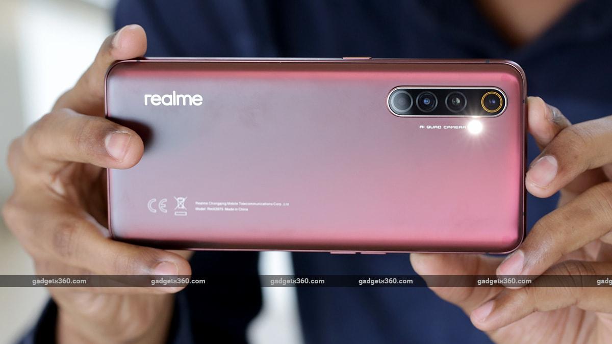 Realme X50 Pro cover realme XT
