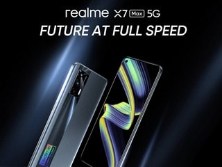 Realme X7 Max 5G, Smart TV 4K Launch in India Today: How to Watch Livestream, Expected Price, Specifications