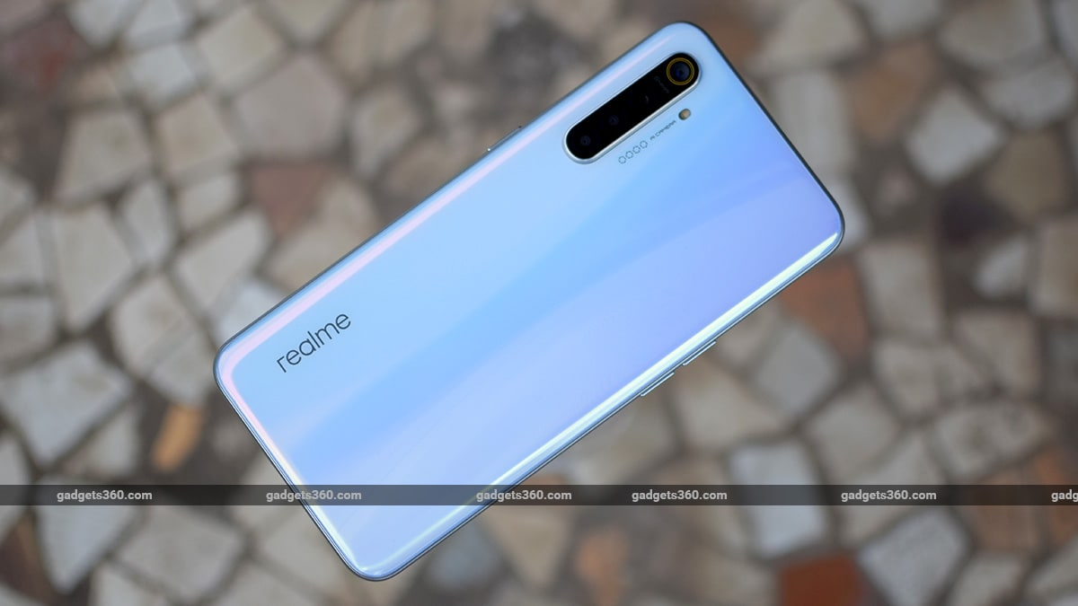 Realme XT Now Receiving Corrective ColorOS Update in India to Resolve G Suite App Crash Issue