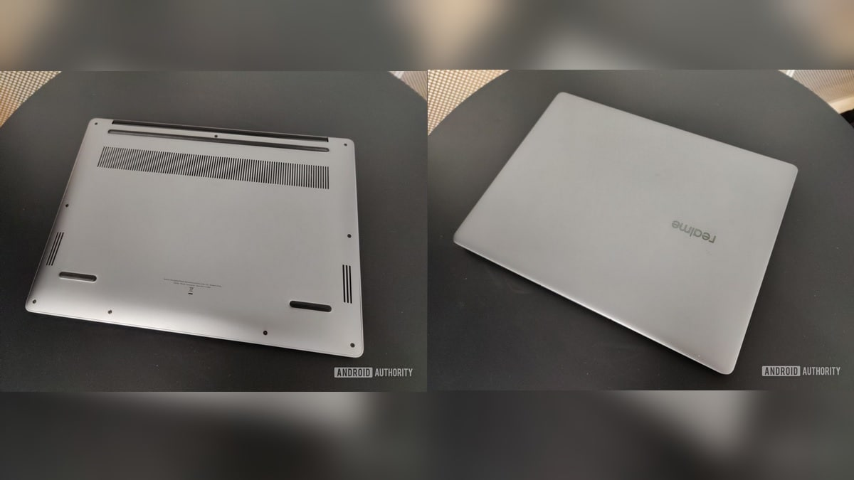 Realme book pad leak AA inline realme