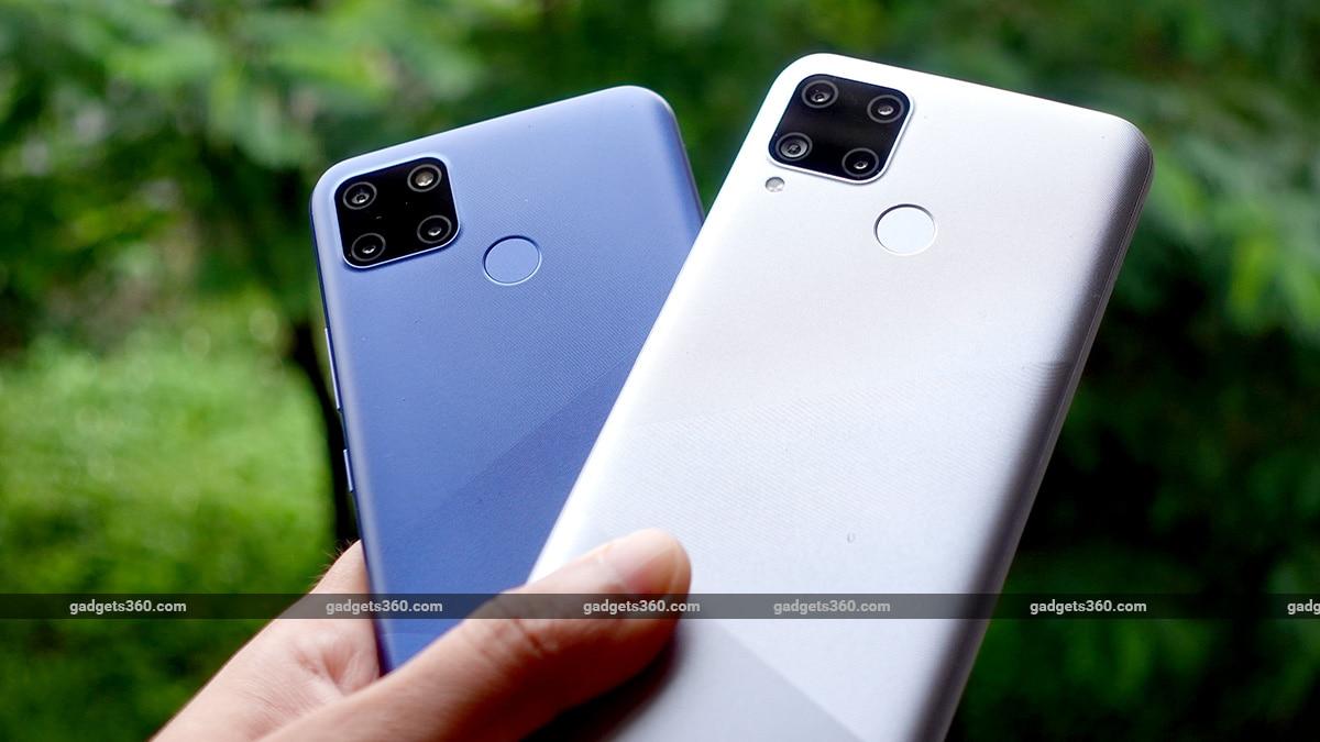 Realme c12 c15 review backs both s