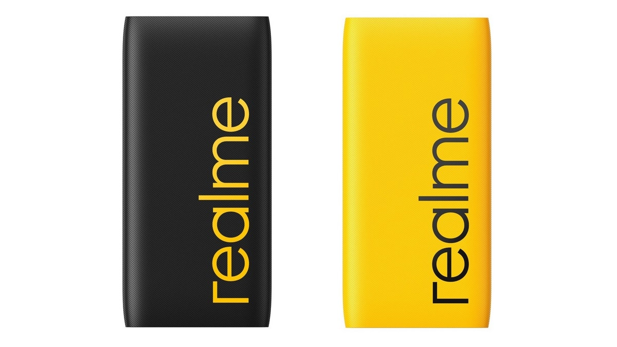 Realme 10000mAh Power Bank 2 With 18W Two-Way Quick Charging Launched in India