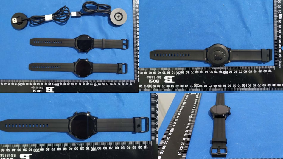Realme Watch S Pro Details Surface via US FCC Website, Specifications Tipped