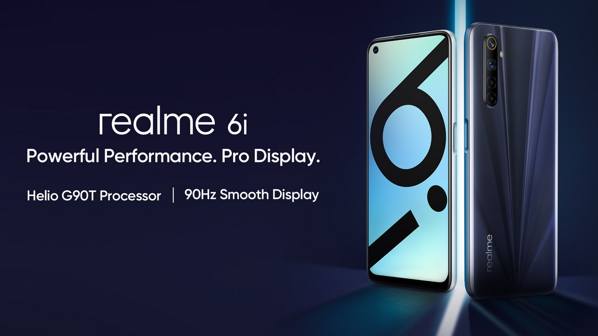 Realme 6i Launching in India Today: How to Watch Live Stream, Time ...