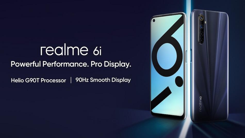 Realme 6i भारत में आज दोपहर 12:30 बजे होगा लॉन्च, इवेंट को यहां देखें लाइव