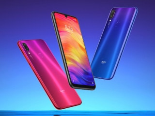 Redmi Note 7 Pro With Snapdragon 675 SoC, 48-Megapixel Camera Launched in India: Price, Specifications