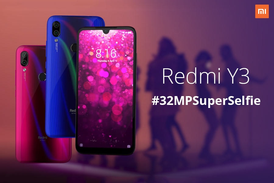 Redmi Y3 Sale Today at 12 PM on Amazon: Redmi Y3 Price in India, Specifications, Offers