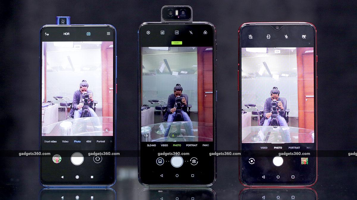 RedmiK20ProvsOnePlus7vsAsus6ZCamerasCover Redmi K20 Pro vs OnePlus 7 vs Asus 6Z Budget Flagships