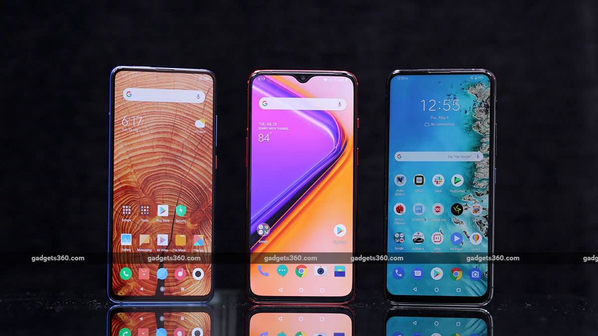 Redmi K20 Pro vs OnePlus 7 vs Asus 6Z: Which Is the Real 'Flagship