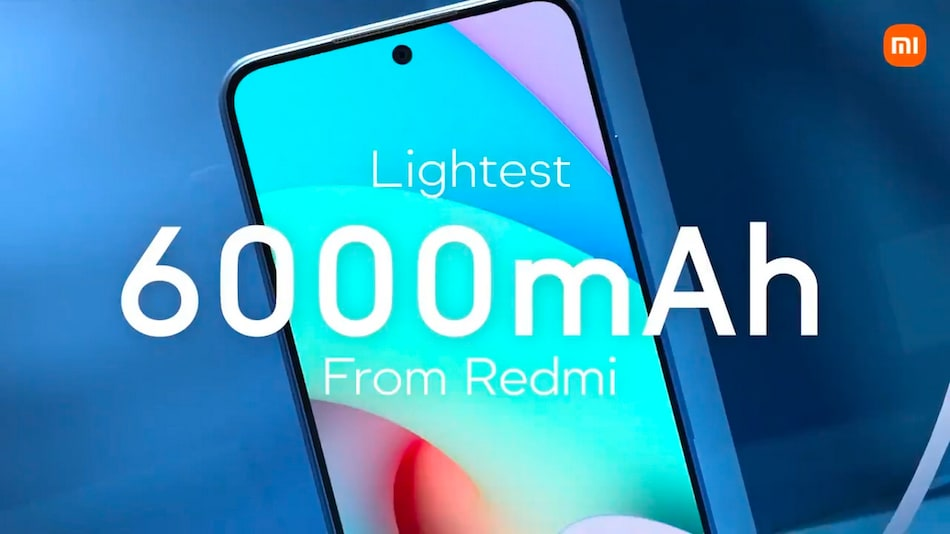 Redmi 10 Prime to Pack 6,000mAh Battery, Support Reverse Wired Charging