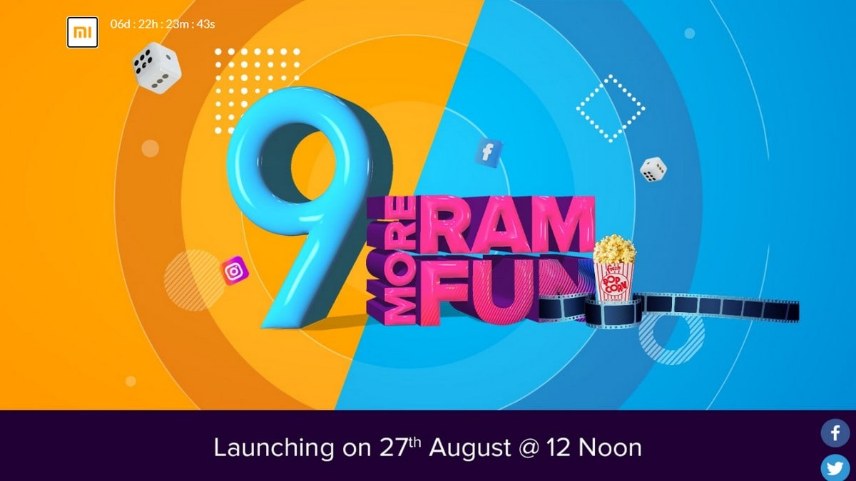Latest Tech News – Redmi 9 India Launch Set for August 27, Likely to Be a Tweaked Redmi 9C