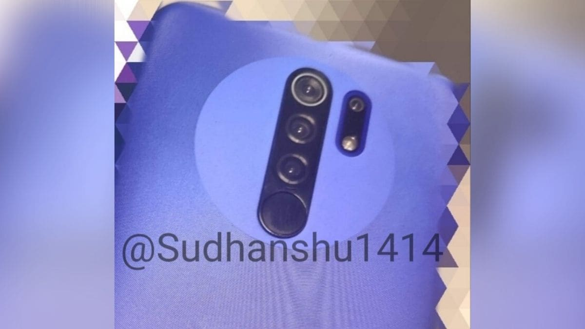 Redmi 9 Alleged Live Photos Leaked, Tipping Quad Rear Cameras and Helio G80 SoC
