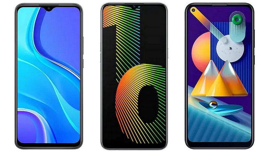 Redmi 9 Prime vs Realme Narzo 10 vs Samsung Galaxy M11: Price in India, Specifications Compared
