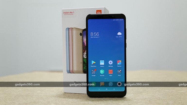 Xiaomi Redmi Note 5 को मिल रहा है मीयूआई 10 अपडेटः रिपोर्ट
