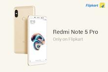 Redmi Note 5 Pro Sale on Flipkart, Get Ready To Buy Online