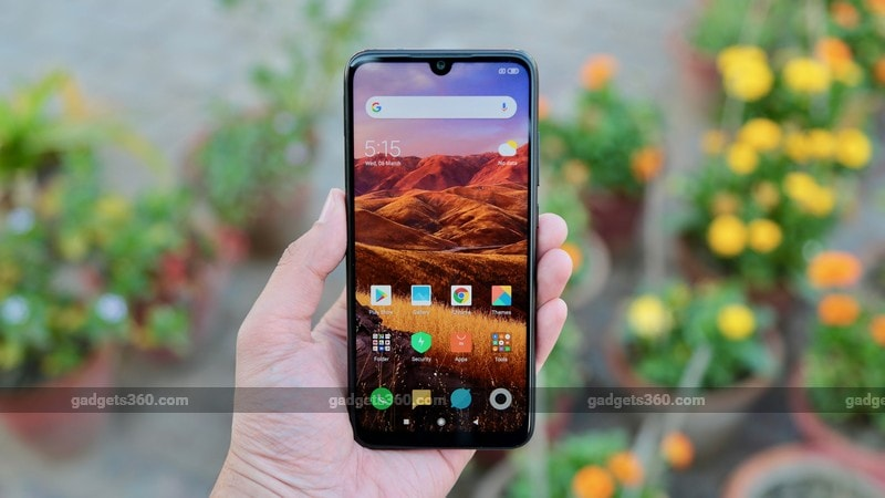 Xiaomi Redmi Note 7 Pro, Redmi Note 7 Sell Over 1 Million Units in India Since Launch, Claims Company