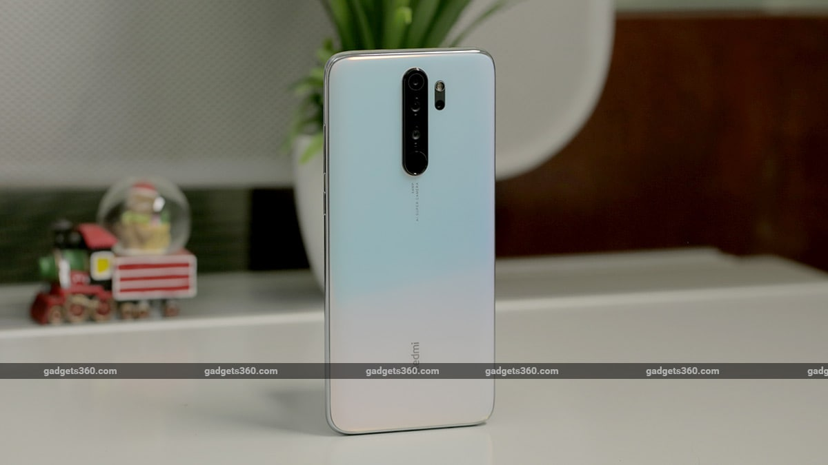 Redmi Note 8 Pro Glass Back Redmi Note 8 Pro Review