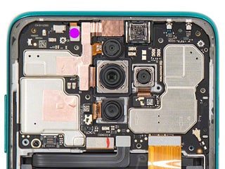 Redmi Note 8 Pro Teardown Images Show Off All Its Main Components
