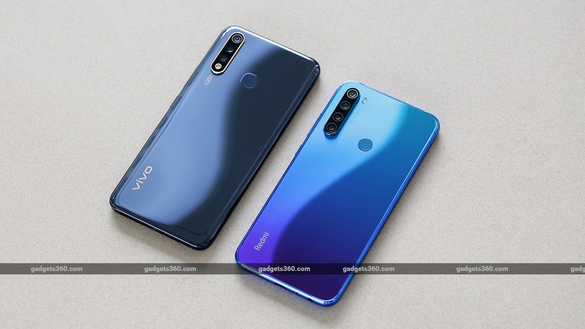 Redmi Note 8 Vivo U20 Back Redmi Note 8 vs Vivo U20 Detailed Comparison
