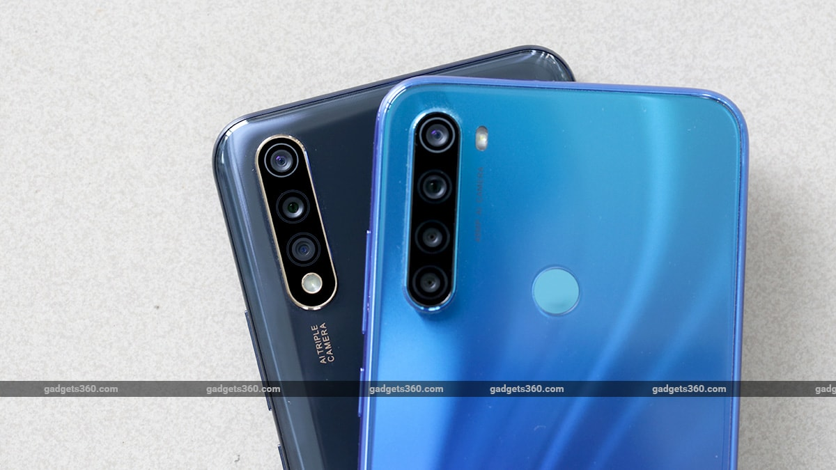 Redmi Note 8 Vivo U20 Camera Redmi Note 8 vs Vivo U20 Detailed Comparison