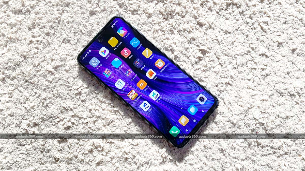 Redmi Note 9 Pro Max First Impressions Ndtv Gadgets 360