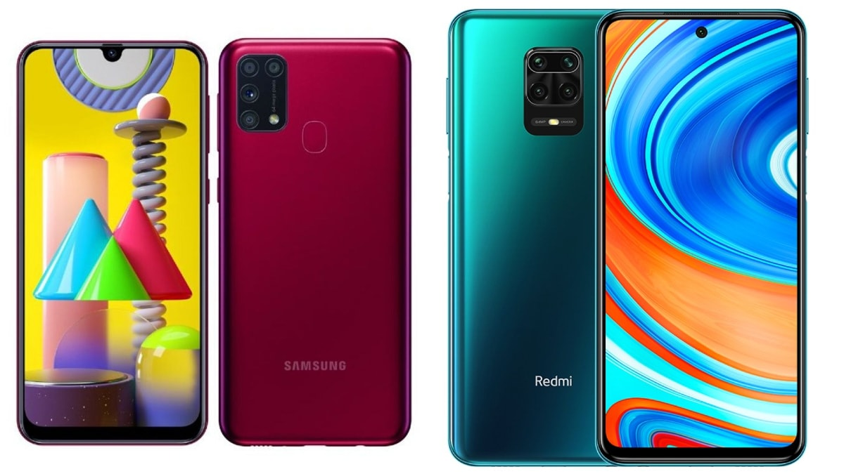 Redmi Note 9 Pro Max Vs Samsung Galaxy M31 Price In India Specifications Compared Ndtv Gadgets 360