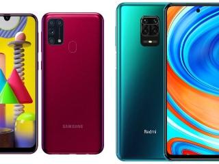 Redmi Note 9 Pro Max और Samsung Galaxy M31 में कौन बेहतर?