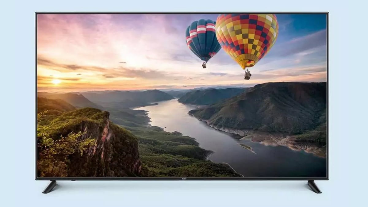 Redmi A65 Smart TV up for Sale