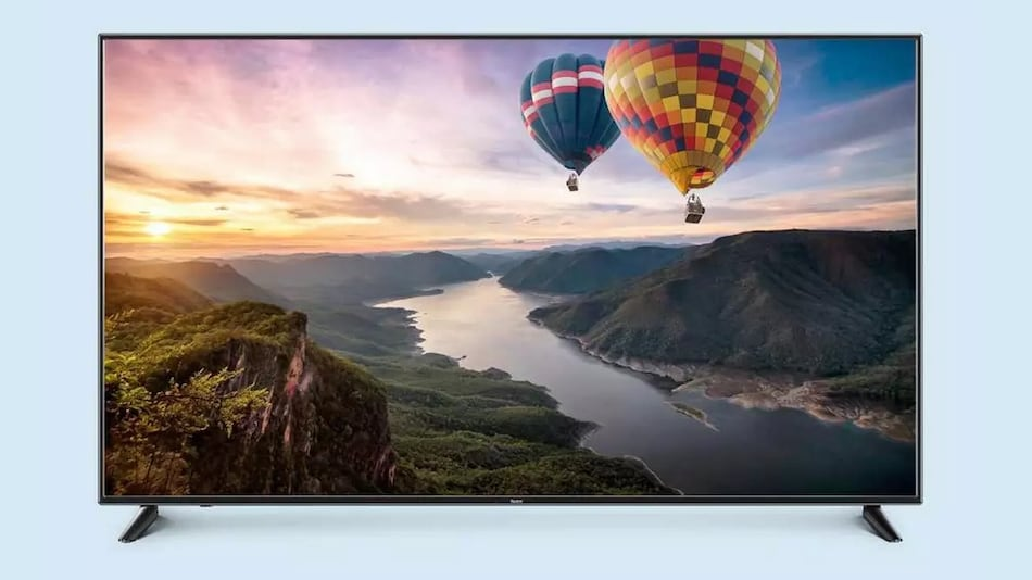 Redmi Smart TV A65 With 4K Display, 60Hz Refresh Rate, HDR Support Launched