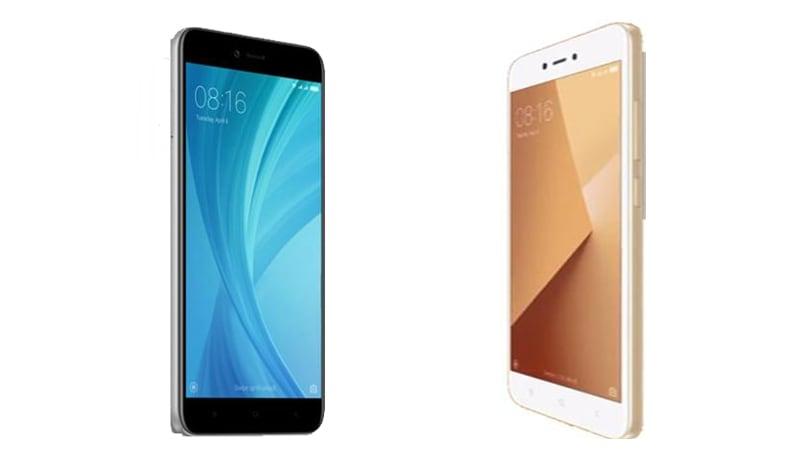 Xiaomi Redmi Y1 और Xiaomi Redmi Y1 Lite आज बिक्री के लिए होंगे उपलब्ध