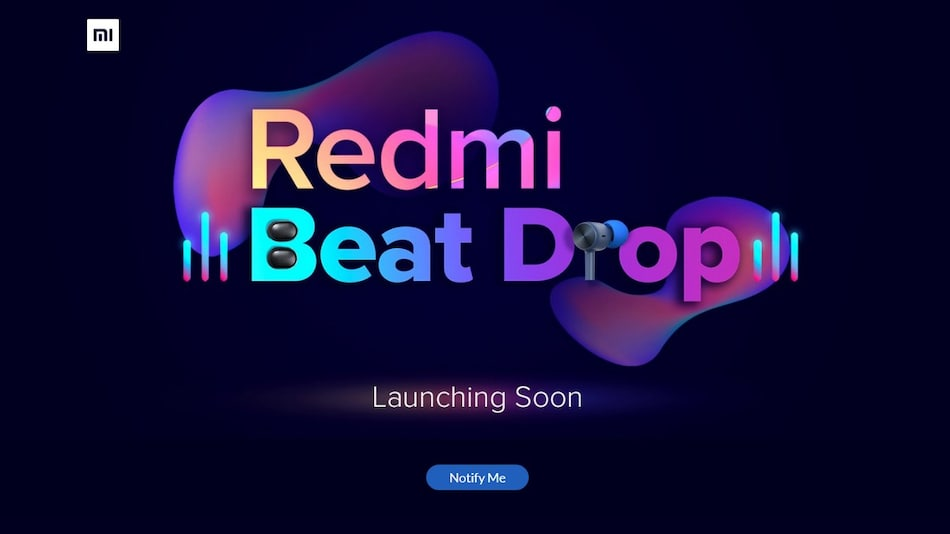 Xiaomi Teases New Redmi-Branded Audio Products, Launching on September 30 in India