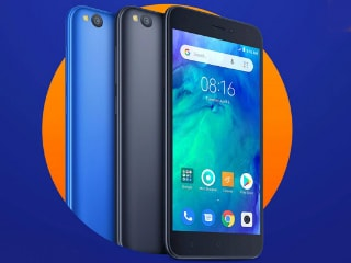 Redmi Go With 5-Inch HD Screen, 3,000mAh Battery Announced: Specifications