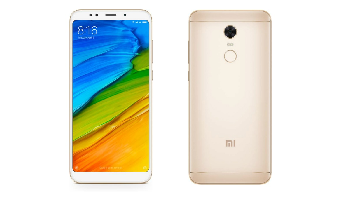 Redmi Note 5 Starts Receiving MIUI 10.3.1 Stable Update with Android 9 Pie: Report