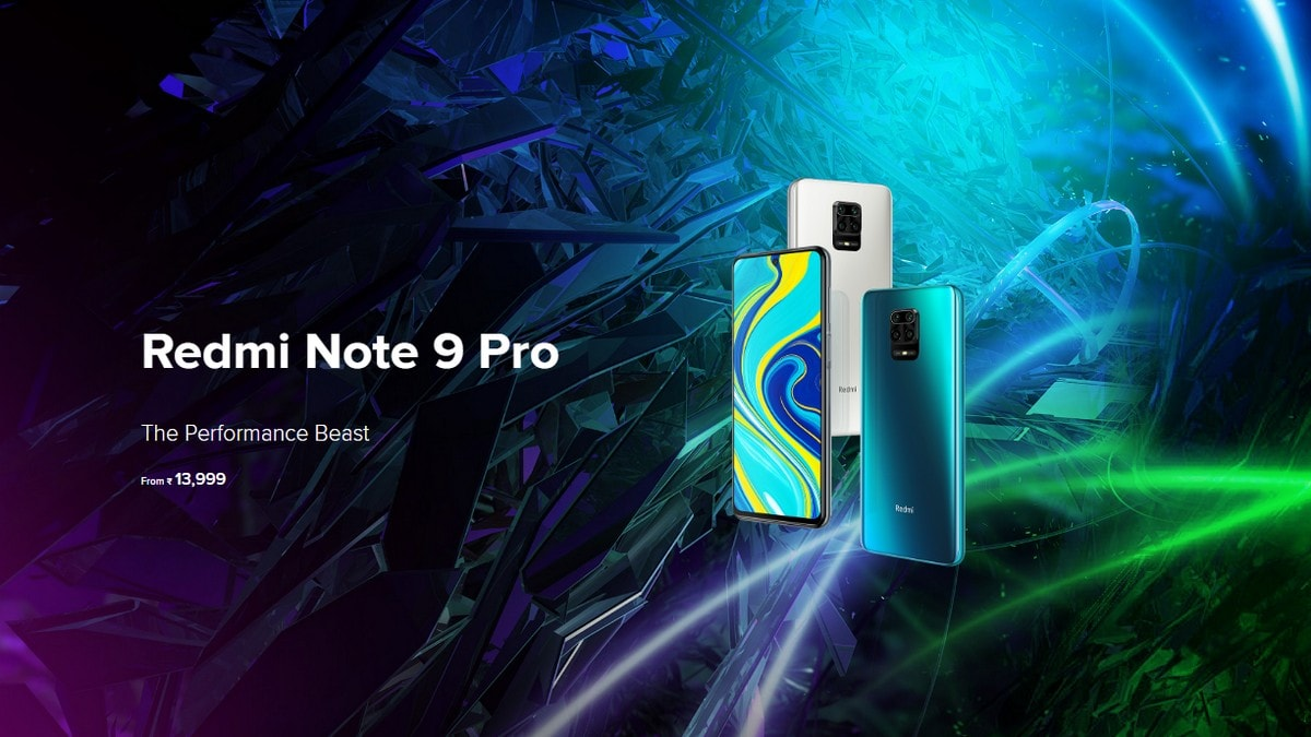Redmi Note 9 Pro to Go on Sale Today at 12 Noon via Amazon, Mi.com: Price and Specifications