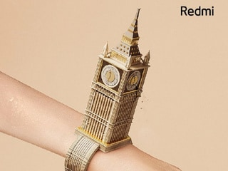 Redmi Smartwatch With Square Dial Launching on Thursday, Could Be Rebranded Mi Watch Lite