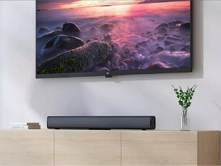 Redmi Soundbar Tipped to Launch in India Soon