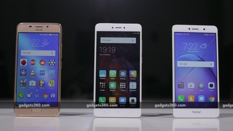 Xiaomi Redmi Note 4 vs Honor 6X vs Asus ZenFone 3S Max: Which One Should You Buy?