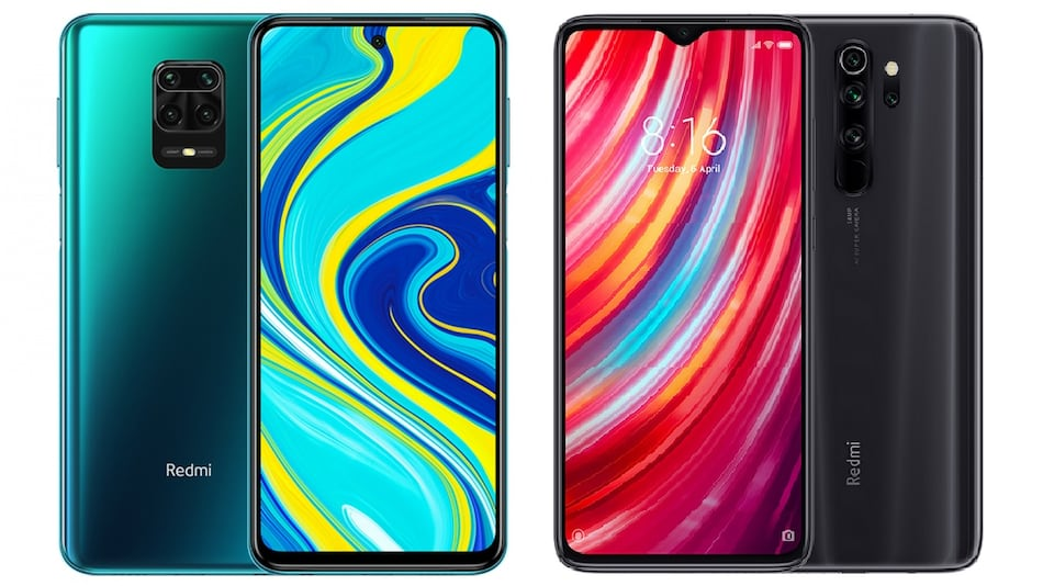 Redmi Note 9 Pro vs Redmi Note 8 Pro: What's the Difference