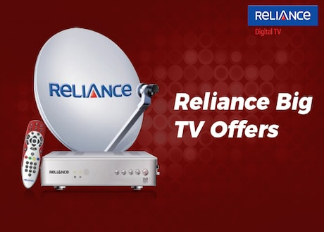 Reliance Big TV Recharge Offers, DTH Online Recharge Plan