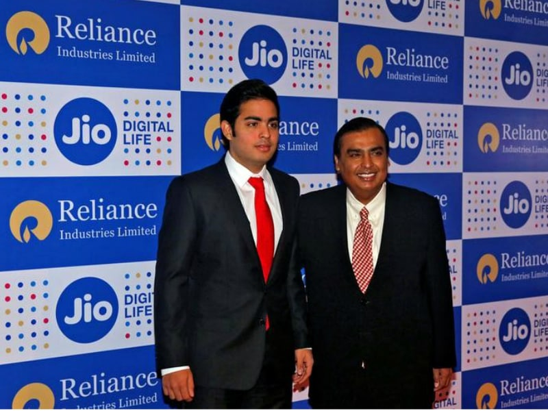 Reliance Jio Said to Be Testing 1Gbps Fibre-to-Home Broadband