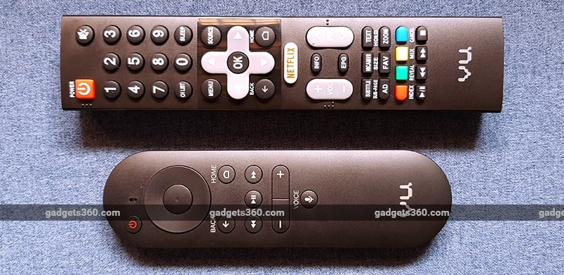 Remotes 1 154218 124239 2253 Vu  Vu 4K TV  Vu Android TV