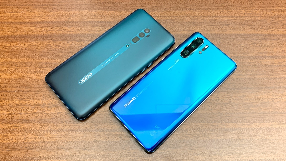 Huawei P30 Pro vs Oppo Reno 10x Zoom: The Battle of the Superzoom