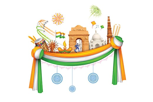 India Flag Theme: Republic Day 2018, Dresses For The Republic Day Dressing