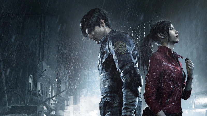 Resident Evil 2 PC Download Size Is 26GB