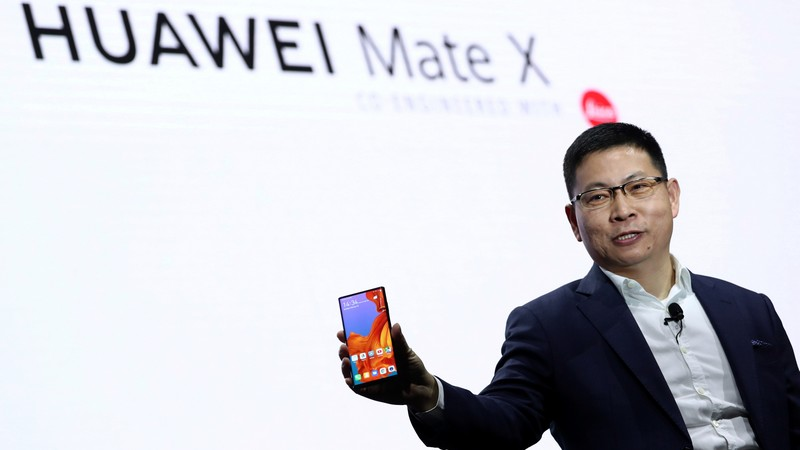 Huawei Set to Become World's Largest Smartphone Company by the End of 2020: Richard Yu
