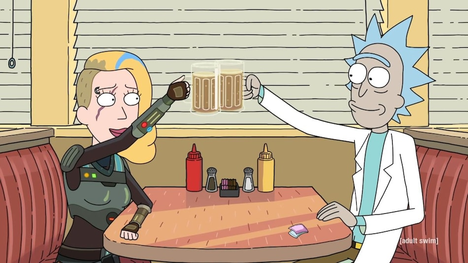 Rick and Morty Season 6 Is Already in the Works, Says Co-Creator Dan Harmon