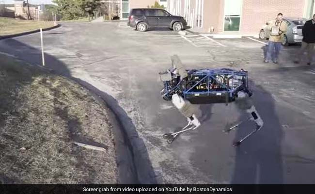 Robot Dogs That Freaked Out People By Opening Doors May Soon Come To Building Near You
